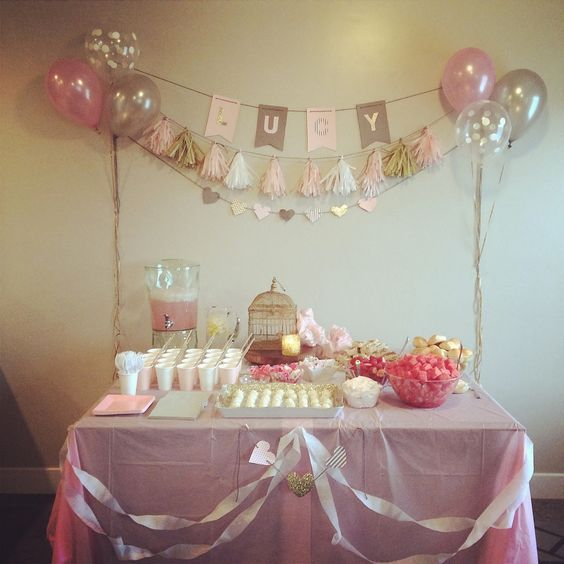 Baby Shower On Budget  How To Throw A Baby Shower For Under $80