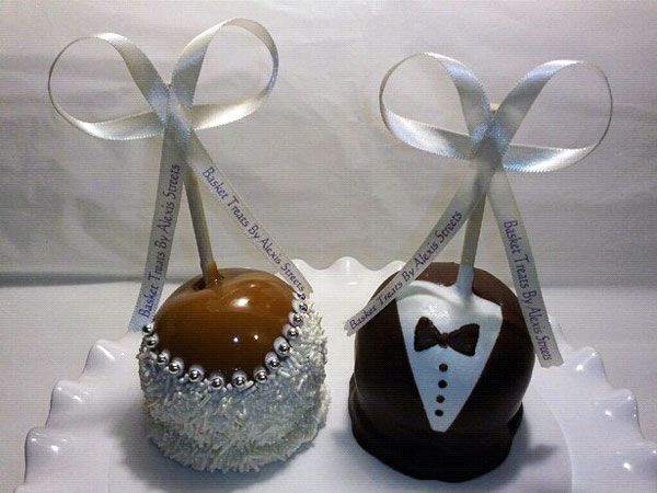 25+ Edible Wedding Favors Your Guests Won\'t Leave Behind | Apple ...