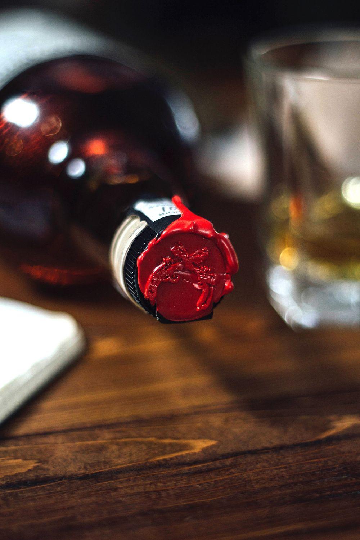 Barking Irons Applejack Applejack Bottle Stand Bottle Design