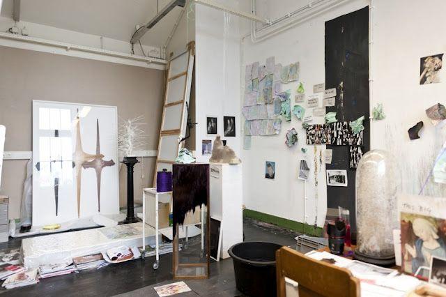 studio of Amie Dicke