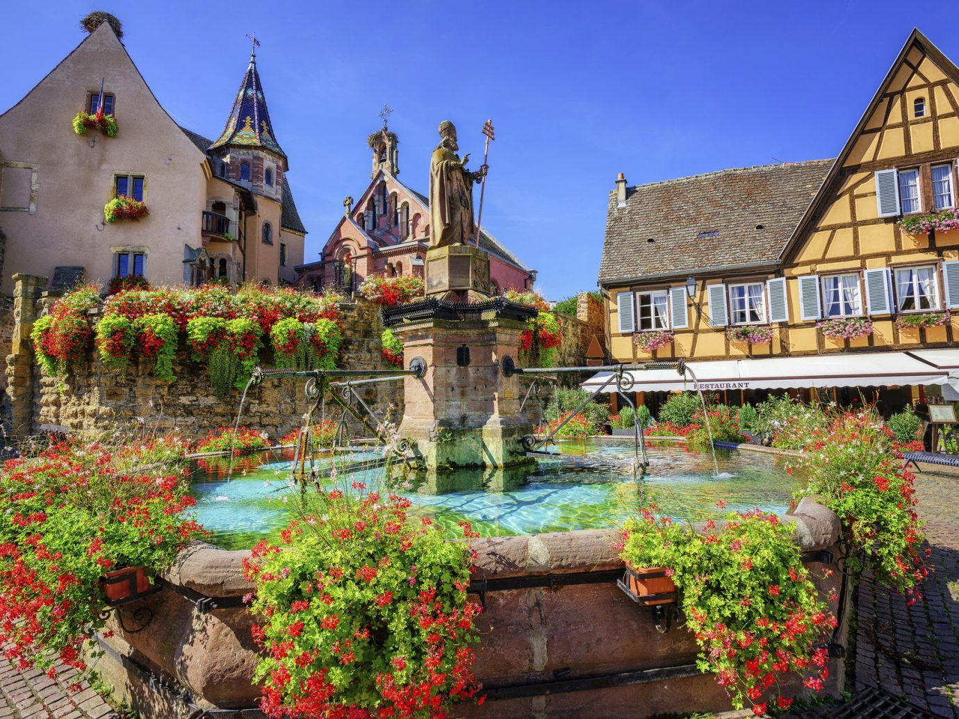 13 Stunning Fairytale Destinations You Won T Believe Are Real Jetsetter Winter Holiday Destinations Regions Of France France
