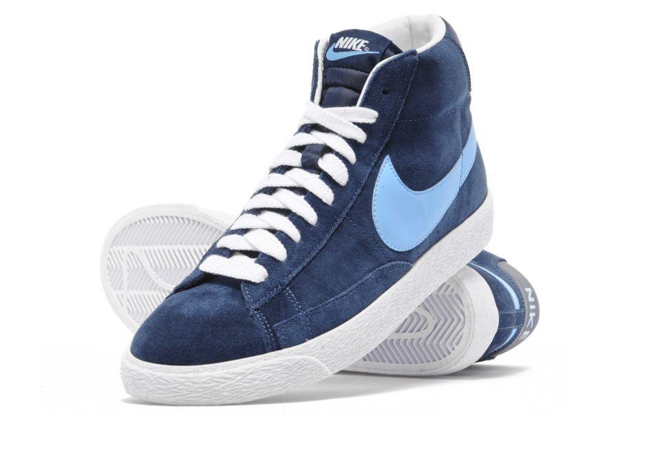 JD Sports Nike Blazer Hi   Nike, Nike blazer, Sneakers nike