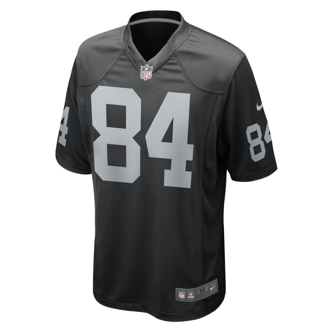 promo code 2f502 fab7d NFL Oakland Raiders (Antonio Brown) Men's Game Football ...