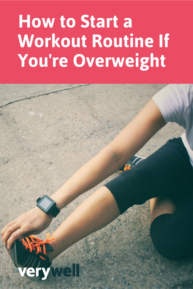 Starting An Exercise Program When You Have Extra Weight To Lose Weight Loss Gym Workout Fo