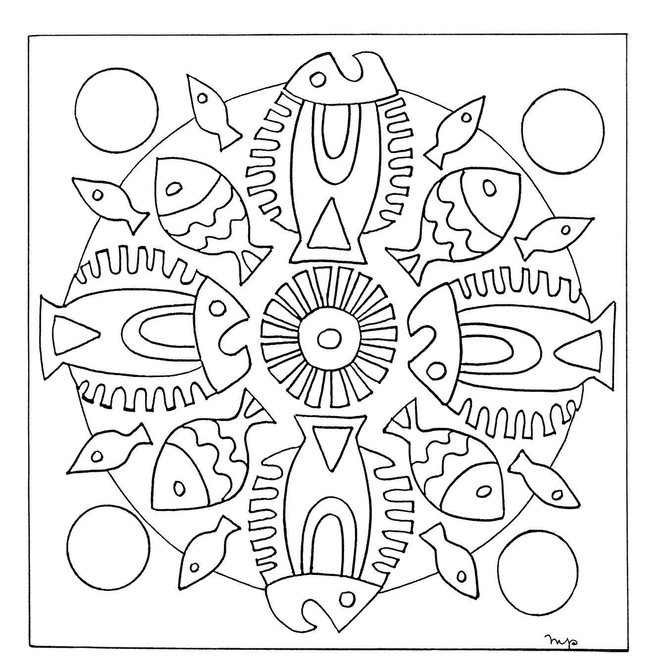 b6423179e2 Printable Mandala Templets Pinterest Arte Em Cd Riscos Para
