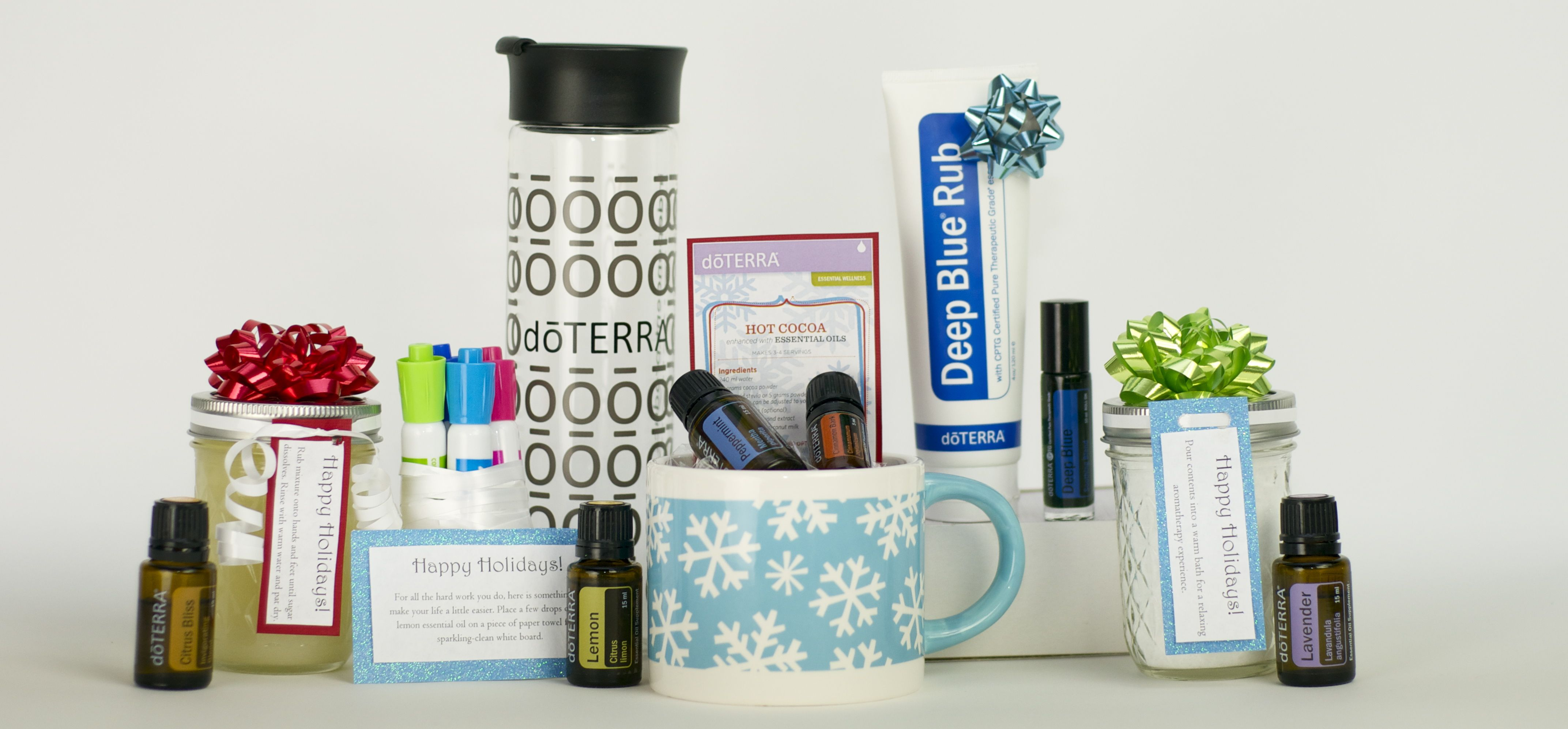 Doterra Christmas Gift Ideas.Pin On For The Party Planner In Me