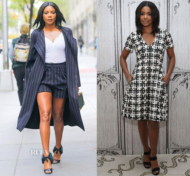 Gabrielle Union's 'Being Mary Jane' New York Promo Tour 2 ...