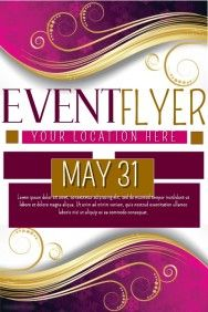Event Flyers Idea  Event Planning    Event Flyers