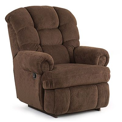 Best Stratolounger® The Big One Nimbus Umber Recliner At Big 400 x 300