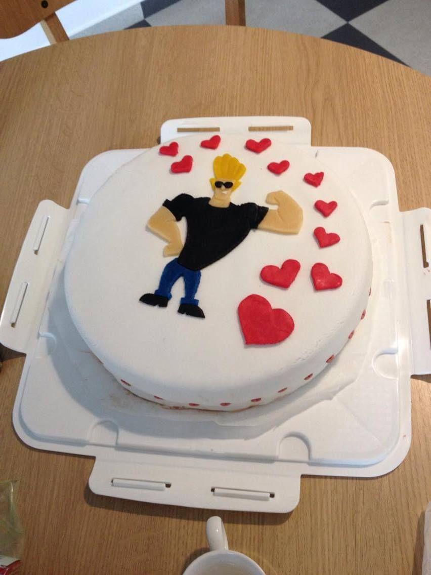 johnny bravo cake stuff to buy pinterest johnny bravo