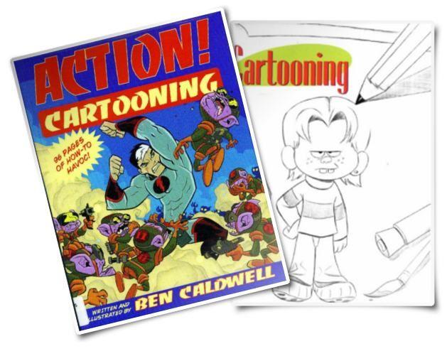 Aprenda A Desenhar Cartoon Com Estes 2 Cursos Em Pdf Com Imagens