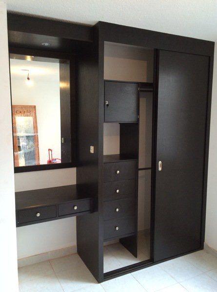 Fotografia de closet tocador por closets  vestidores este nos quedo muy also wardrobe design in pinterest rh