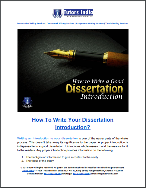 Dissertation multimedia teaching thesis