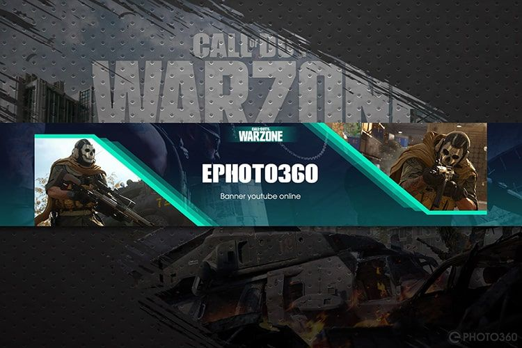 This Is A Call Of Duty Banner Youtube Create Free Call Of Duty Warzone Youtube Banner Template A Youtube Youtube Banners Youtube Banner Template Call Of Duty