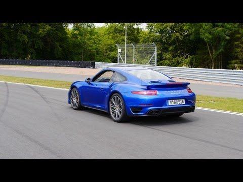 ▶ New Porsche 991 Bilster Berg Drive Resort 1 round with Porsche 911 Turbo S - Autogefühl Autoblog - YouTube