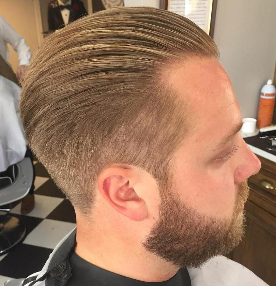 Haircuts for men who are balding  stylish hairstyles for men with thin hair  tapered haircut