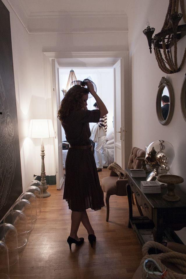 ANGELINA home ... a ROMA un soggiorno di charme ... style decor ...