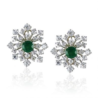 The Jewelry Lady39s Store Veschetti emerald sapphire diamond