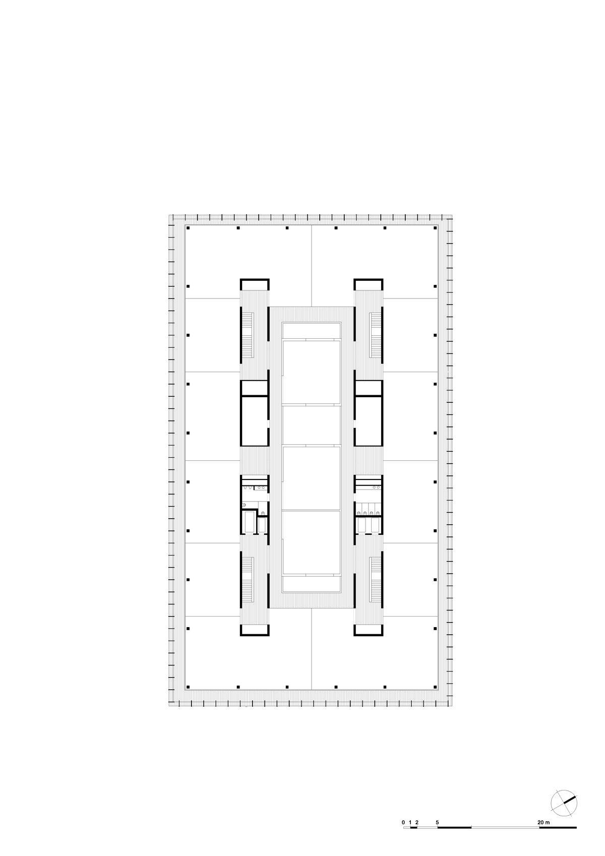 Baumschlager eberle architekten > ETH HIT e-science Lab