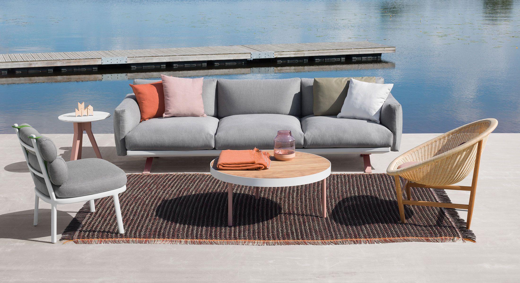 Kettal muebles de dise o de exterior mobiliario exterior mobiliario exterior muebles para - Mobiliario para jardin ...