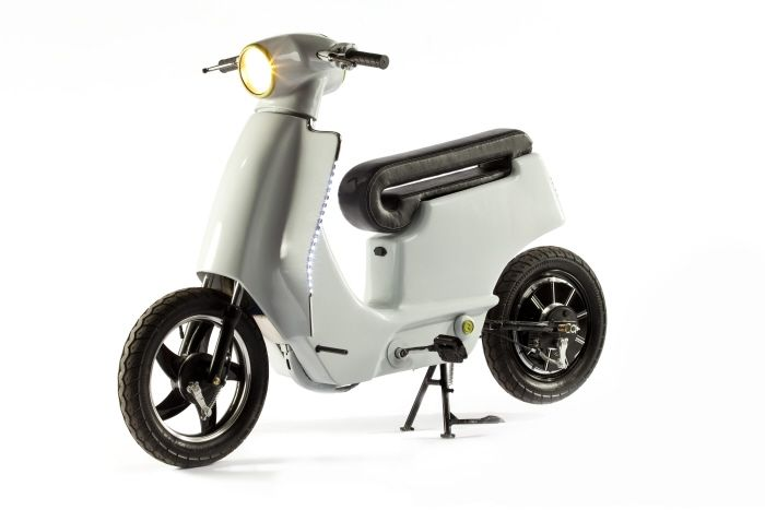 Greenhive Scooter Design By Avelina Kapanzhi At Coroflot Com With