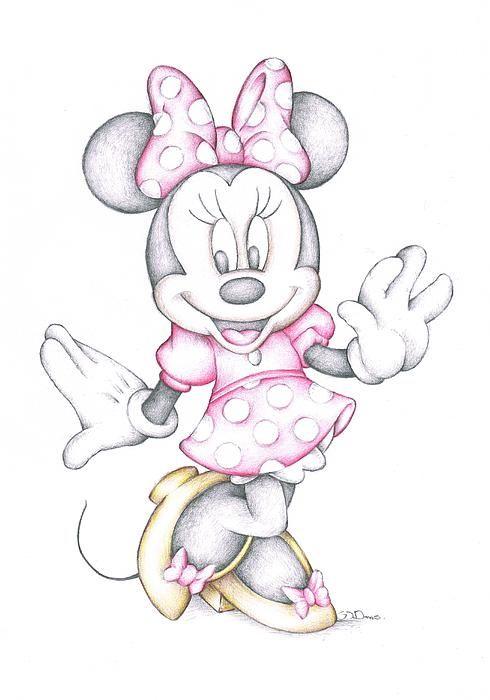 Disney Pencil Drawings on Pinterest | Disney Cartoon ...