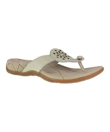 Love this Shadow Candi Leather Sandal on #zulily! #zulilyfinds