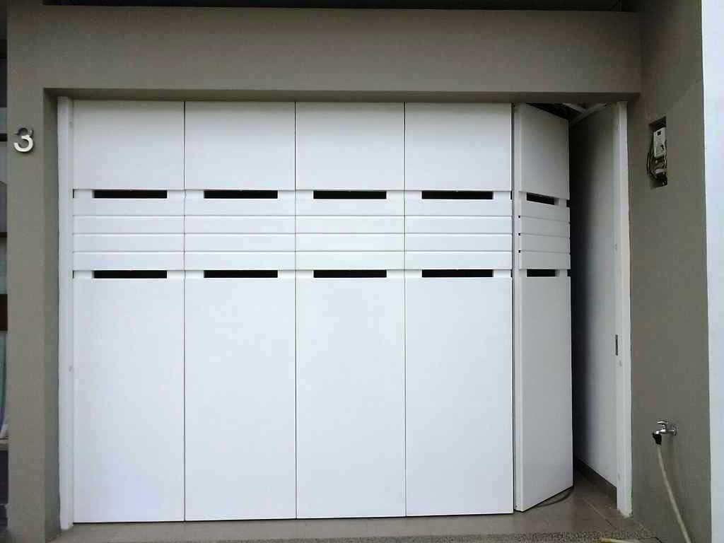 Harga Pintu Garasi Aluminium - Kusen Rumah