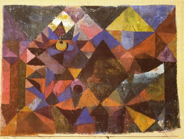 Solitary Dog Sculptor I: Painter: Klee Paul - Part 6 - Links