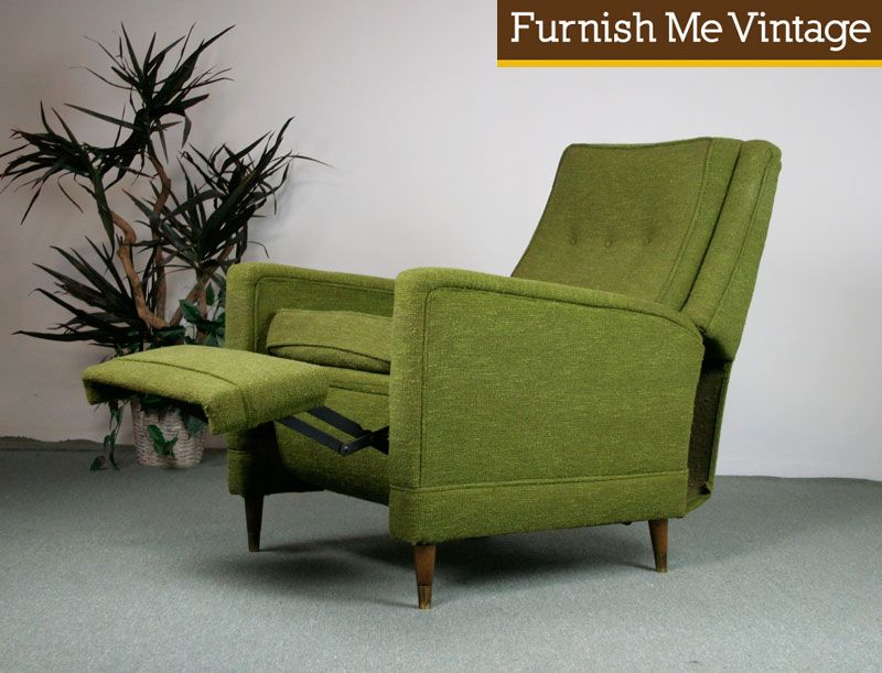retro recliners | Vintage Mid Century Vibrating Heating Recliner | Furnish Me Vintage I like & retro recliners | Vintage Mid Century Vibrating Heating Recliner ... islam-shia.org