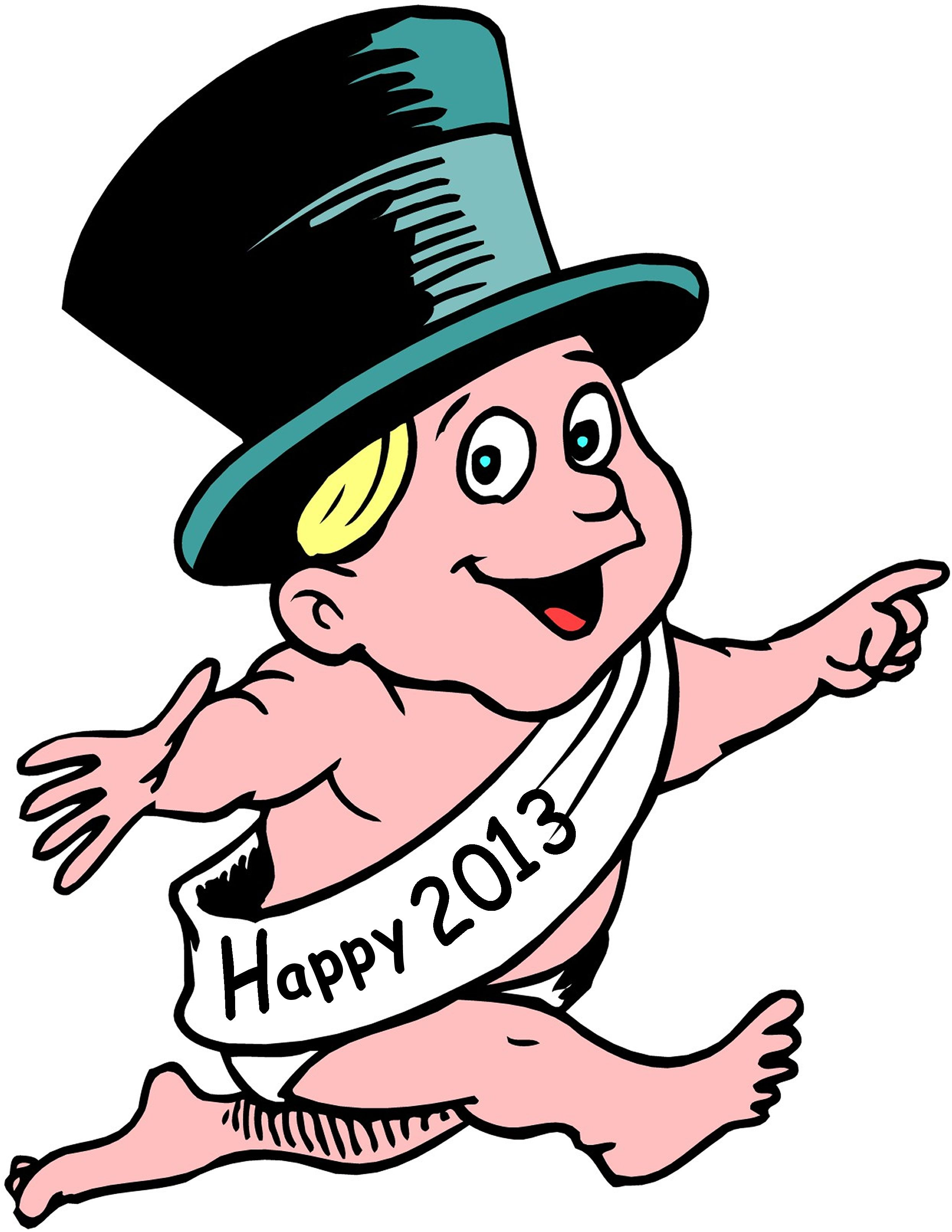 baby new year clip art new year 201312 graphics clipart new year 2012 and 2013 graphics