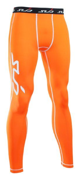 425815982f03c Sub Sports DUAL Men's Compression Baselayer Leggings / Tights: Amazon.co.uk:  Sports & Outdoors - Orange leggings, they must be mine