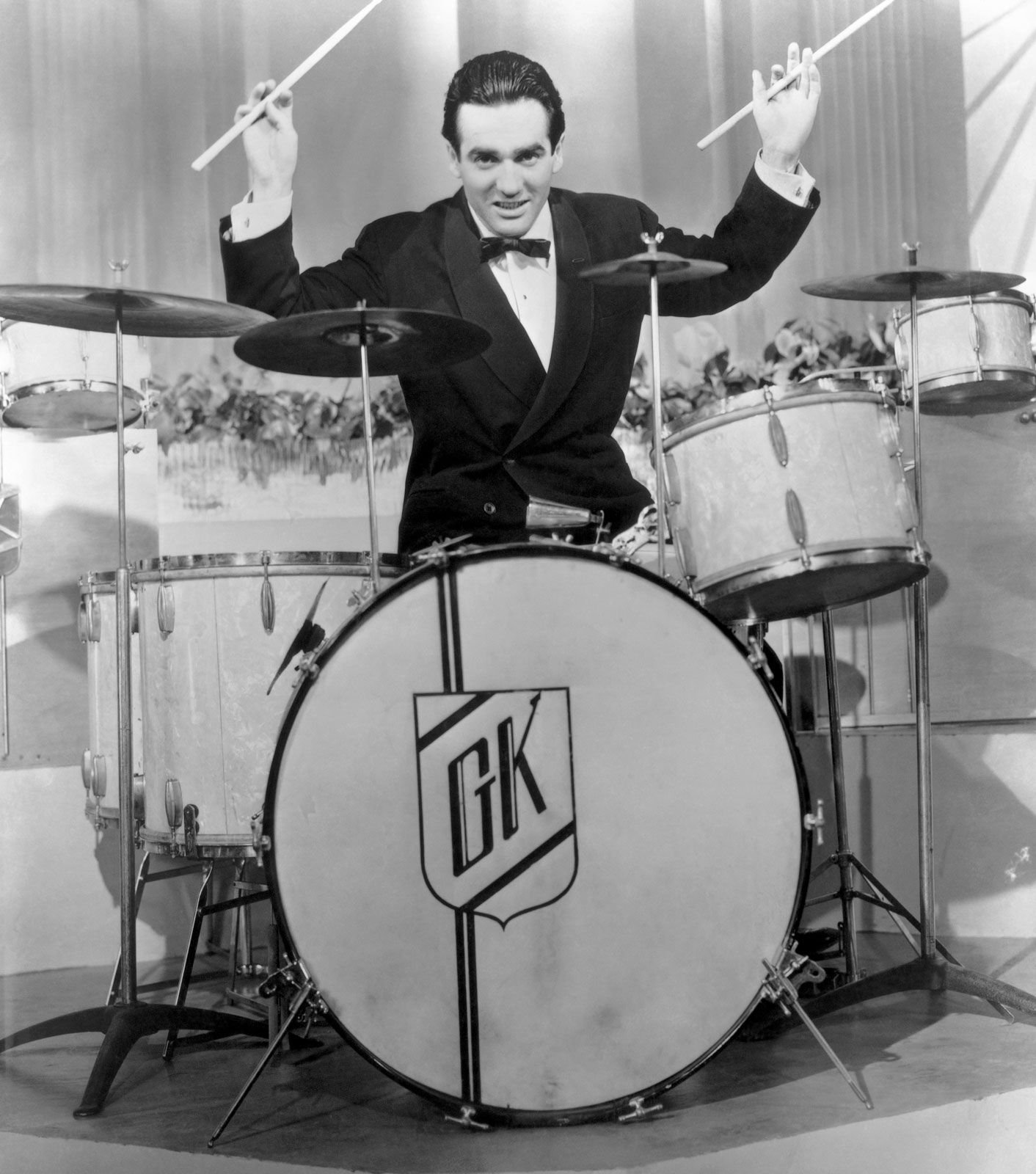 the story of gene krupa an american jazz drummer In 1959, the gene krupa story was released theatrically in america in 1978, krupa became the first drummer inducted into the modern drummer hall of fame in 1978, krupa became the first drummer inducted into the modern drummer hall of fame.