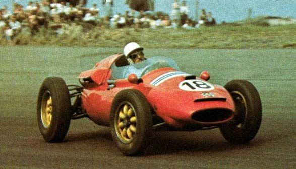 1960 cooper t51 maserati maurice trintignant 1960 for Garage jean behra