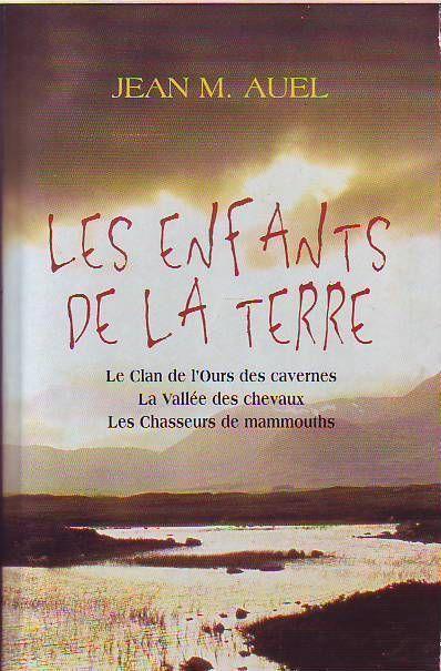 Le Clan De L Ours Des Cavernes : cavernes, Enfants, Terre, Lecture,, Edition,, Movie, Posters