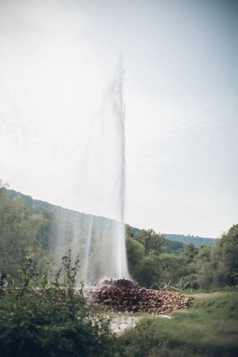 Geysir In Deutschland