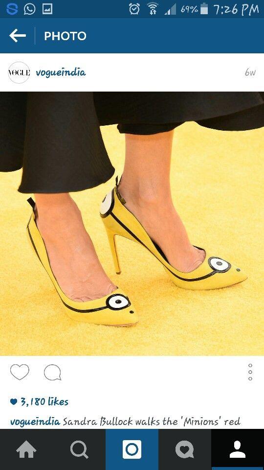 catchy minion heels | Heels, Sandals heels, Stuart weitzman