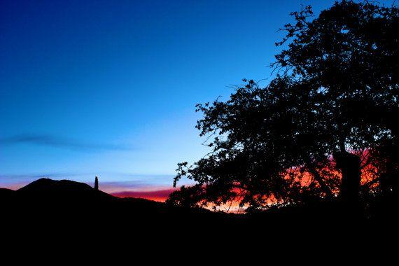 Southwestern Sunset color multiple sizes Arizona by WinchesterRed, $18.00