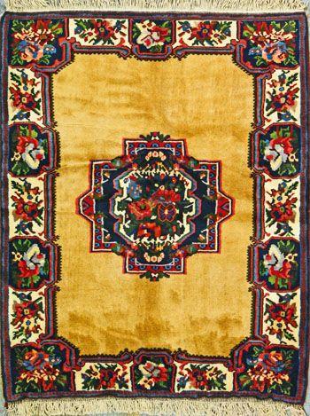 Bakhtiari Persian Rug Buy Handmade Bakhtiari Persian Rug 3 8 X 4 10 Authentic Persian Rug 720 Teppich Wandbehang Kissen
