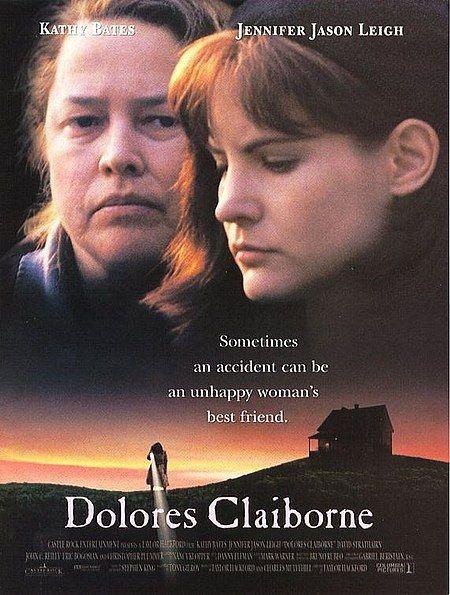 Dolores Claiborne Filmes De Stephen King Filmes Posters De Filmes