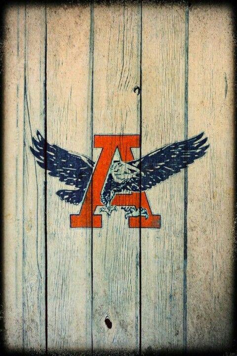 Auburn Wde Collegevault Auburn Auburn Tigers Football War Eagle