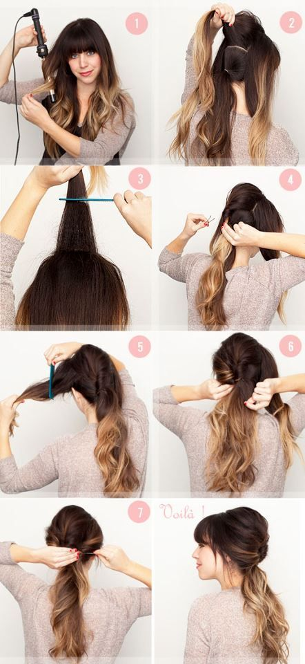 5 Coiffures Faciles Pour Epater Vos Copines 3 Hairstyle