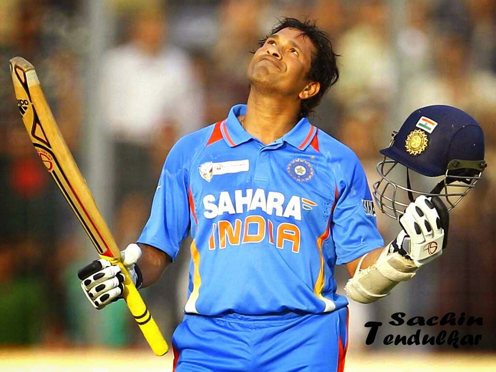 Wallpaper's Station: Sachin Tendulkar