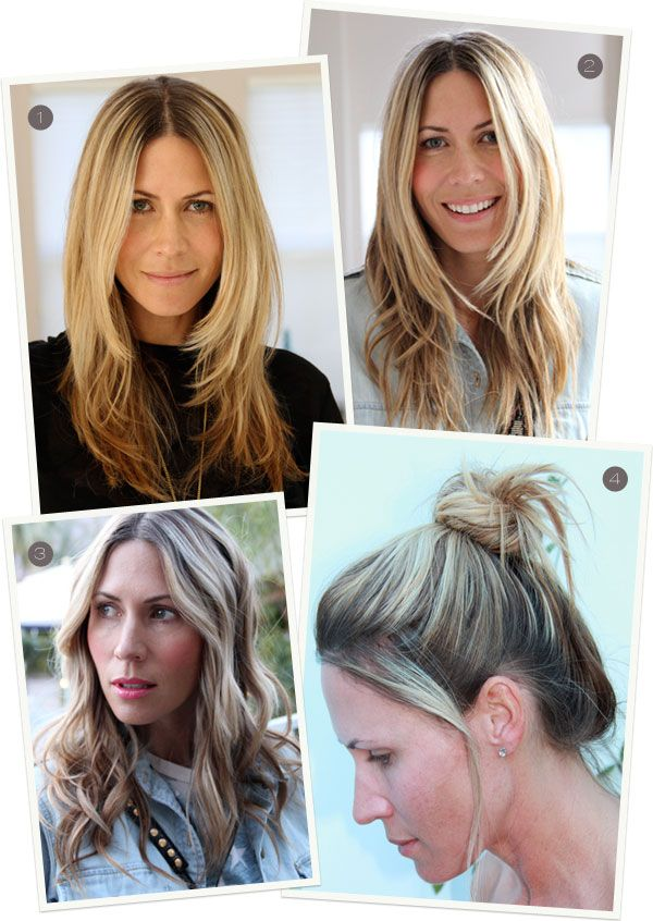 Try Different Hairstyles Amazing How To Get Away With Washing Hair Once A Week Must Try #hair