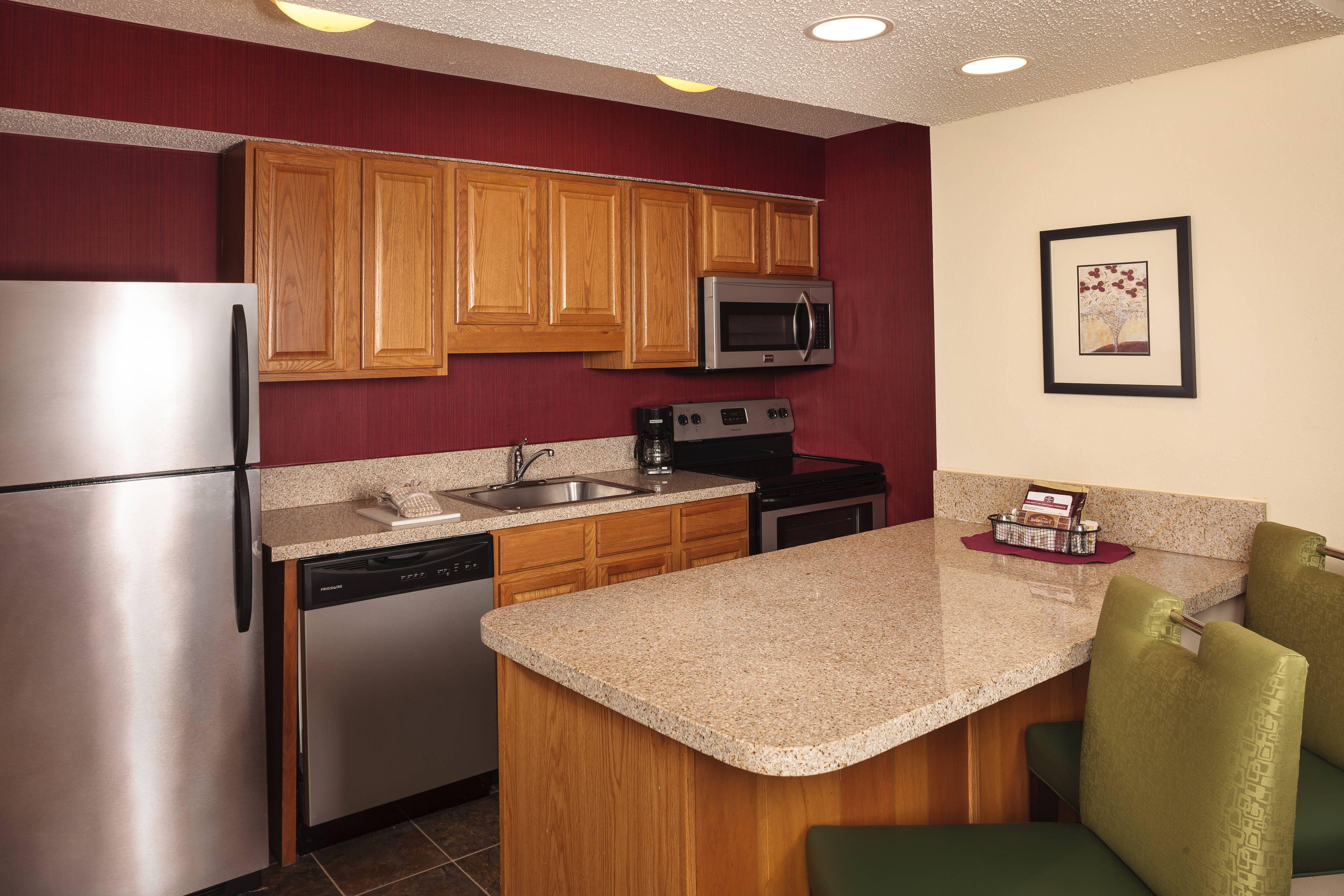 Residence Inn Binghamton Suite Kitchen Enjoy Enjoying Hotel Kitchen Home Decor Residences