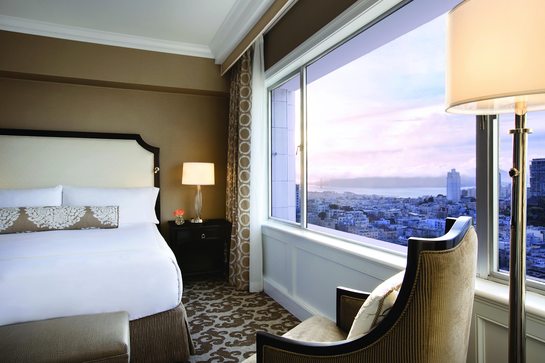 Signature Golden Gate Suite Fairmont San Francisco Room With A