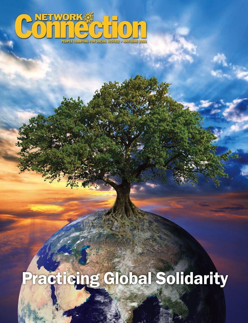 """NETWOR Connection """"Practicing Global Solidarity"""""""