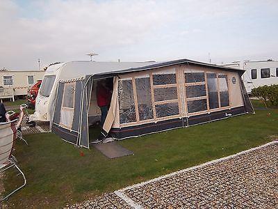 Bailey 2 Axles Caravans 4 Sleeping Capacity