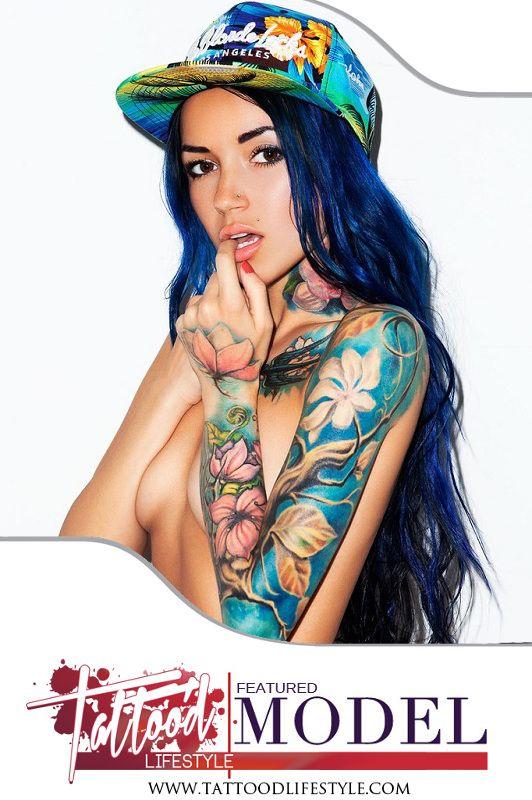 Pony Wave Girl Tattoos Female Tattoo Models Beauty Tattoos