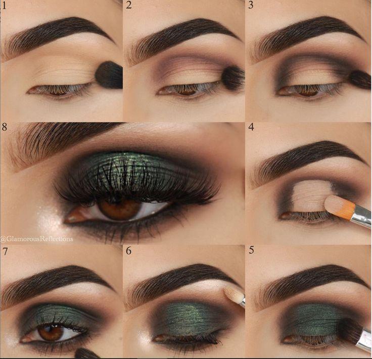 Photo of 56 Deepest Matte Eye Make-up sieht Ideen für Anfänger –